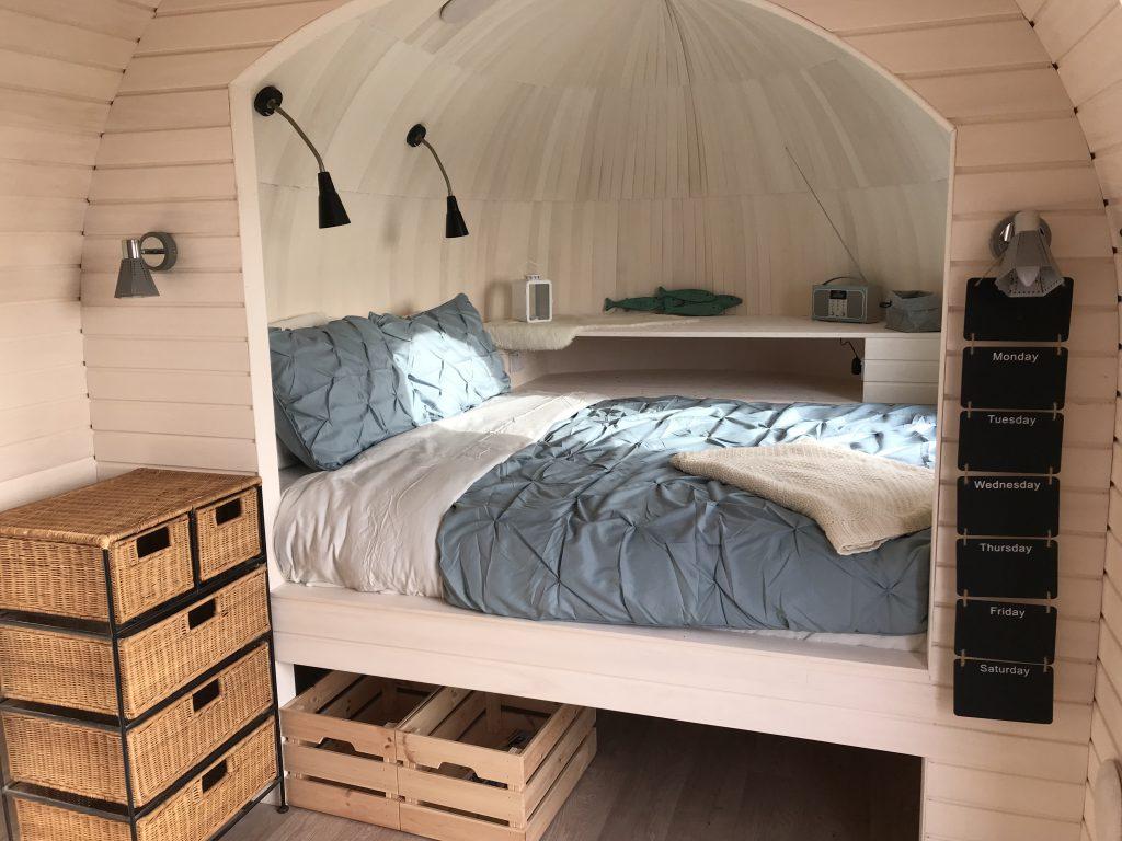 Prosecco bedroom