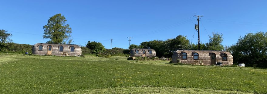 Entire site sole occupancy Lydcott Glamping